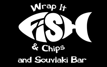 uclick solutions - Wap-It-Fish-and-Chips logo designs