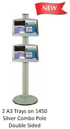 Silver 1450 Combo Pole Brochure System - uClick Solutions