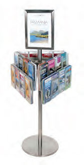 Mini Carousel - uClick Solutions Derrimut Display Products