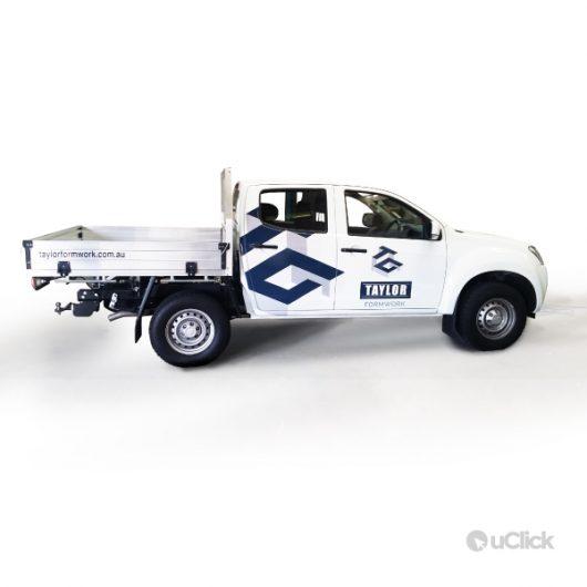 Constant Advertising With Fleet Vehicle Branding